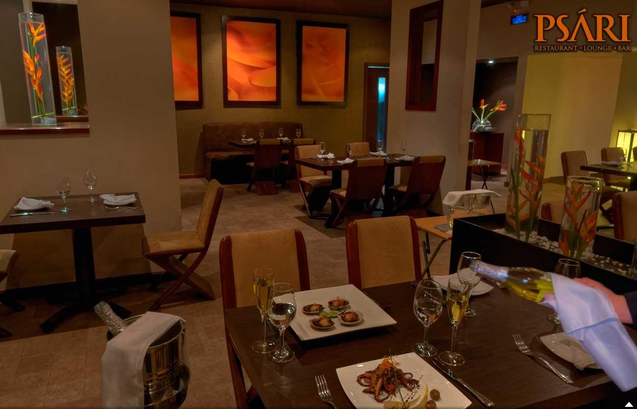 Restaurant Psari